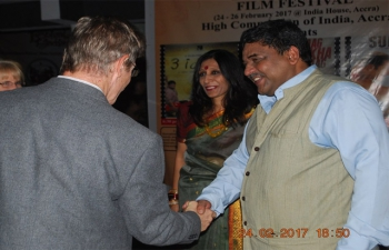 Celebrated Indian Film Festival on 24-26 February 2017