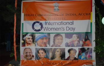 Celebrated International Womens Day 8 March 2017
