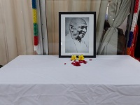 Celebrations of 141st Birth Anniversary of Sardar Vallabhbhai Patel in Ghana