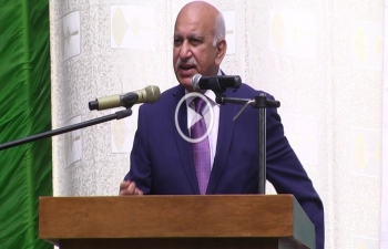 Speech of Hon'ble Minister of State for External Affairs Shri M.J. Akbar on the occasion of 71st Independence Day Flag Hoisting Ceremony in Accra