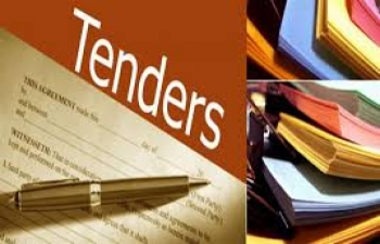 Global Tender for Procurement of Instruments