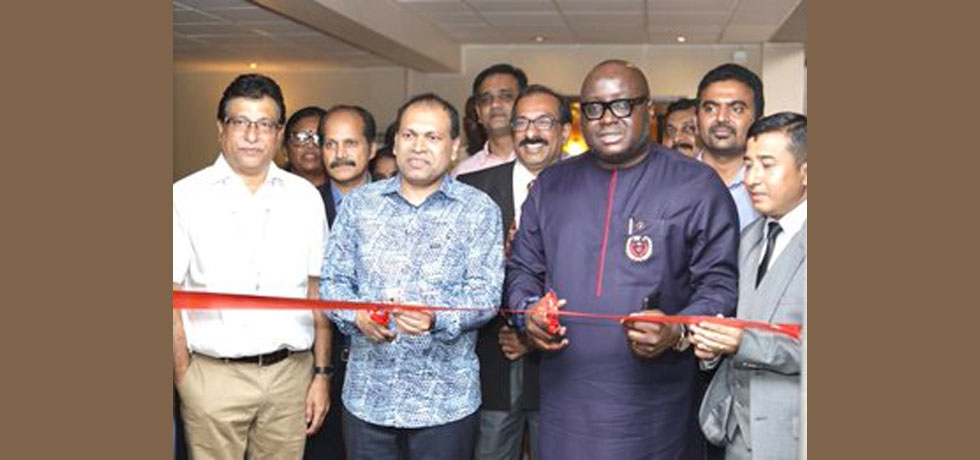 High Commissioner Sugandh Rajaram inaugurated 2nd India Education Fair in Accra on 21 February, 2020