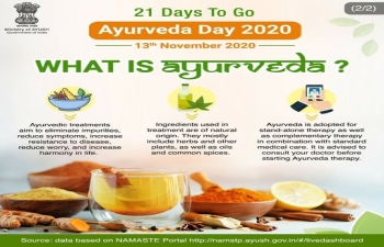 #Ayurveda4Health