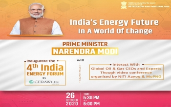 #CERA Week and # India Energy Forum 2020