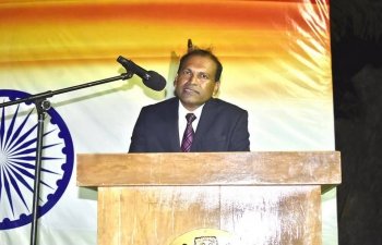Launch of India@75 Amrit Mahotsav