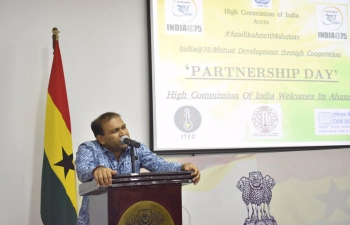 India-Ghana Partnership Day